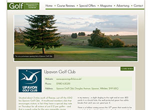 Golf Union Media Screenshot