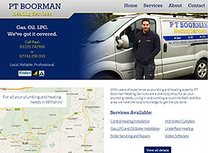 PT Boorman Heating Services