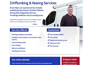 S H Plumbing & Heating Services